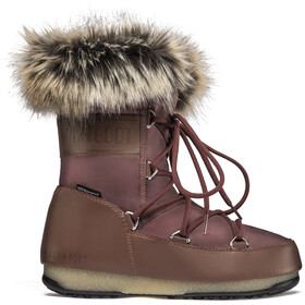 Moon Boot Monaco WP 2 Lage Winter Boots Dames, rust